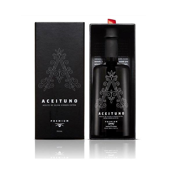 aceite de oliva prmium Aceituno