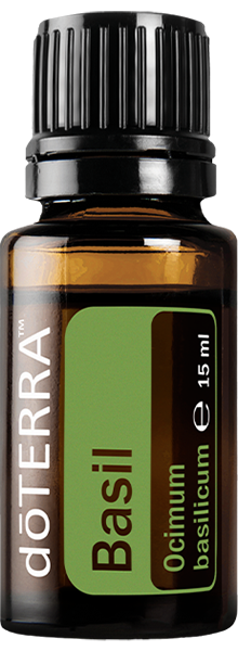 aceites esenciales doterra basil albahaca