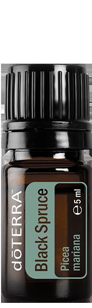 aceites esenciales doterra blackspruce