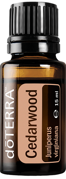 aceites esenciales doterra cedarwood