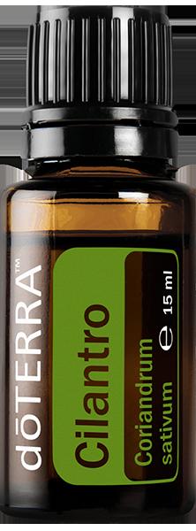 aceites esenciales doterra cilantro