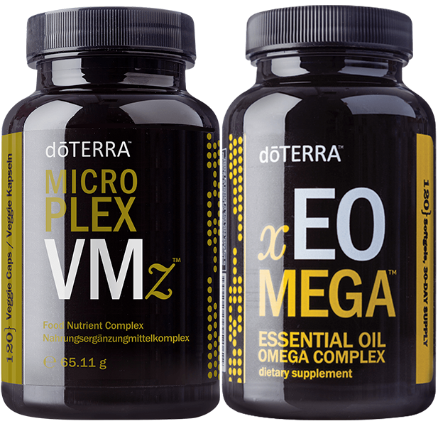 aceites esenciales doterra pack daily nutrient