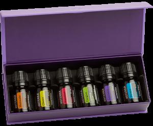aceites esenciales elements essential kit