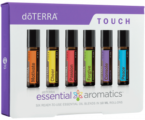 Aceites esenciales kit esencial aromatic touch