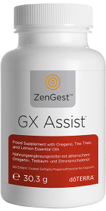 aceites esenciales doterra suplementos GX assist