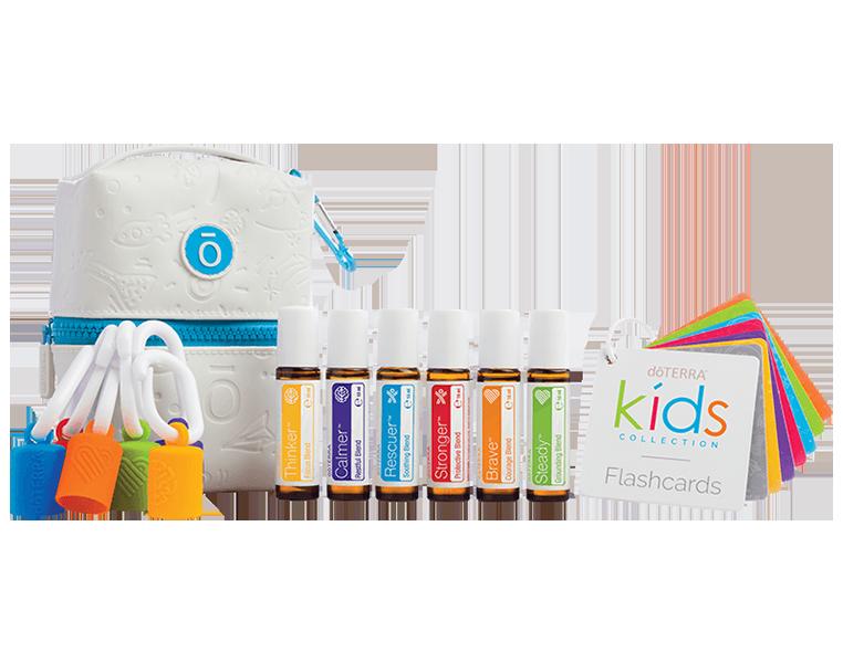 aceites esenciales kit kids