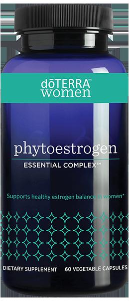 aceites esenciales suplementos phytoestrogen