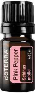aceites esenciales doterra pink pepper