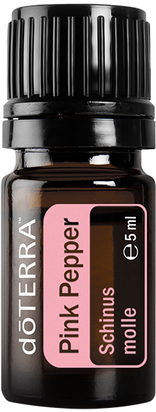 aceites esenciales doterra pink pepper