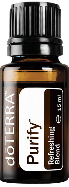 aceites esenciales doterra purify