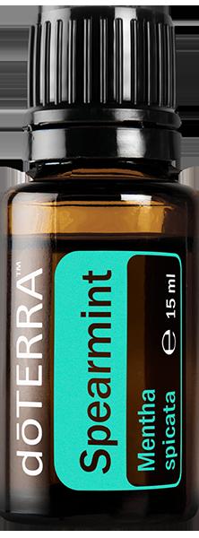 aceites esenciales doterra spearmint hierbabuena