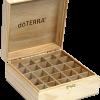 aceites esenciales caja madera