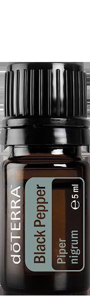 aceites esenciales doterra pimienta negra