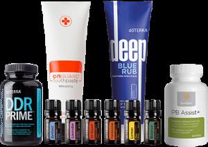 aceites esenciales doterra kit habitos diarios