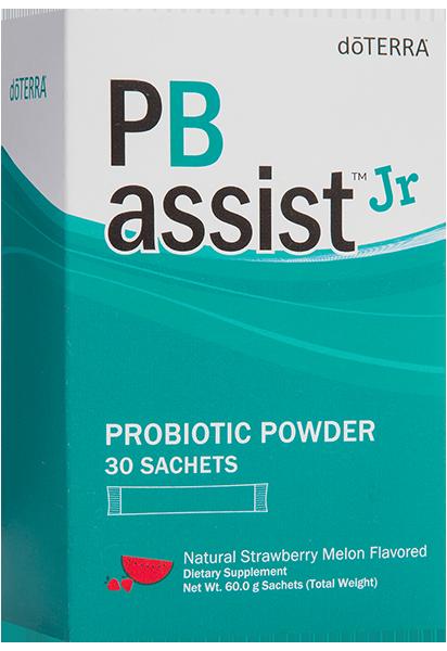 aceites esenciales doterra pb assist junior