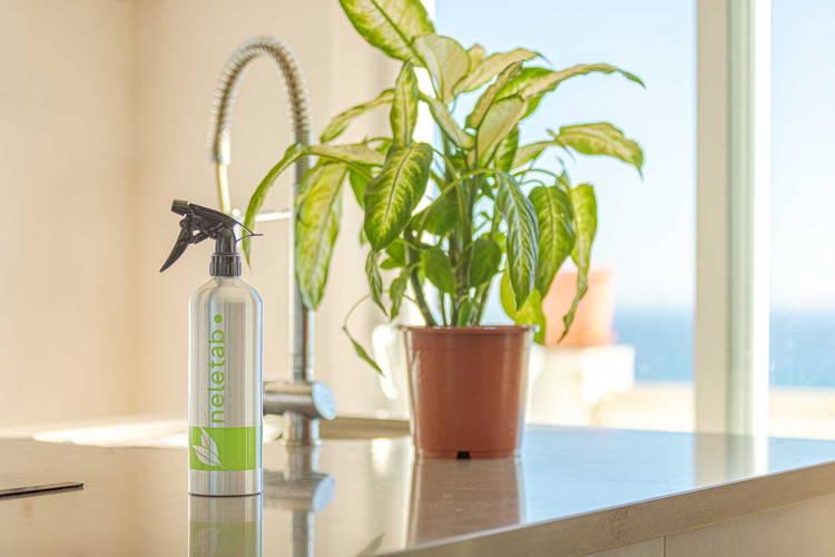 Neletab limpiador respetuoso con el medio ambiente