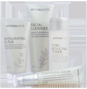 kit esencial cuidado de la piel